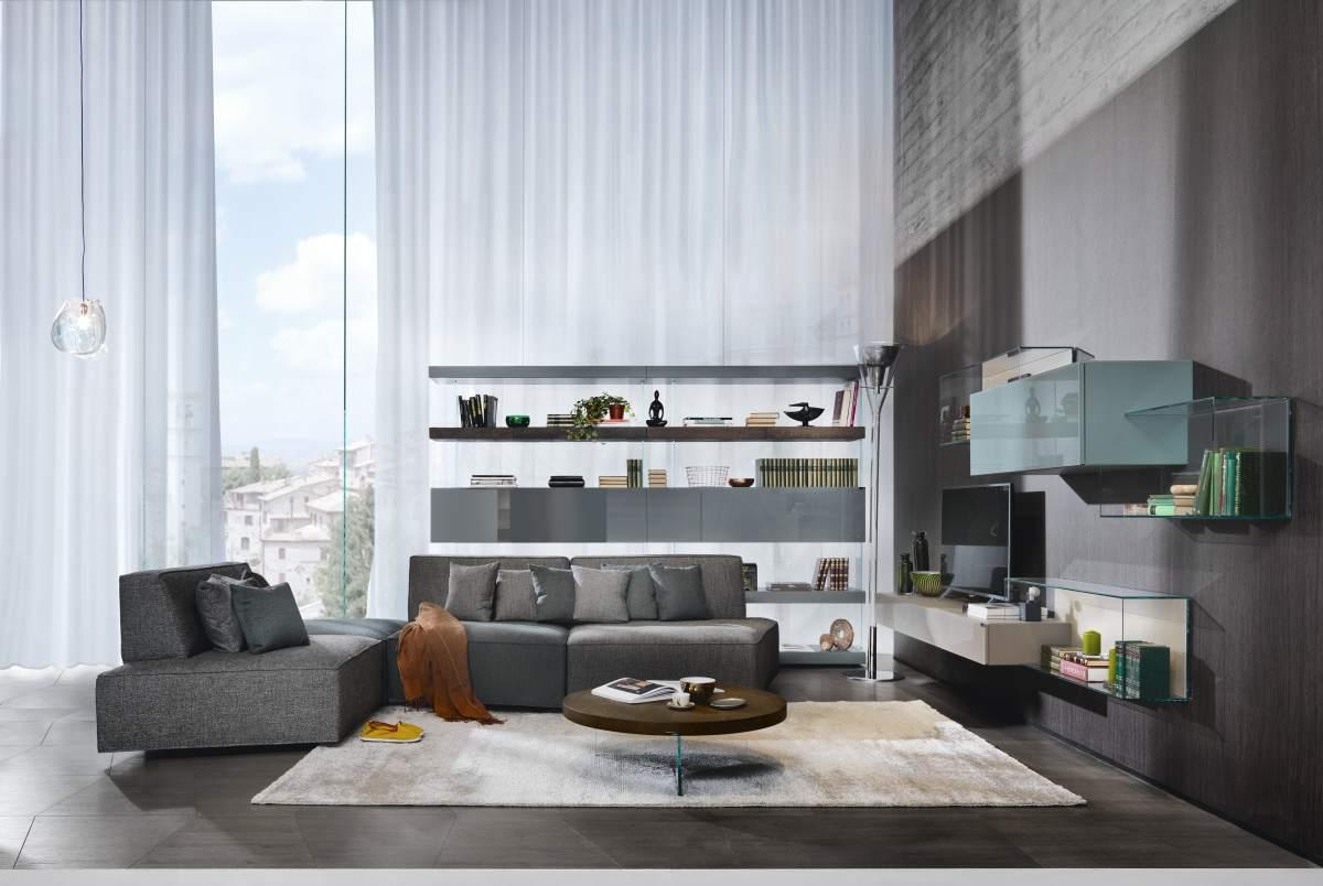 Mobiliario de salón de diseño en Murcia
